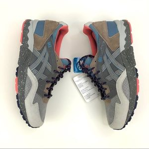 Asics Shoes - Asics Gel Lyte 5 V Suede Mens Sneakers Size 9.5